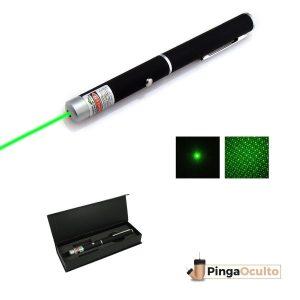 Laser Verde PingaOculto