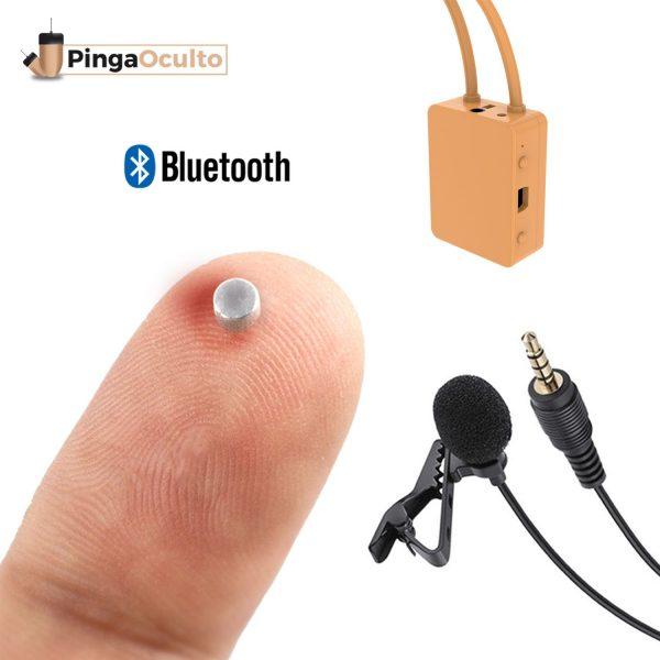 Pinganillo Nano V5 PingaOculto
