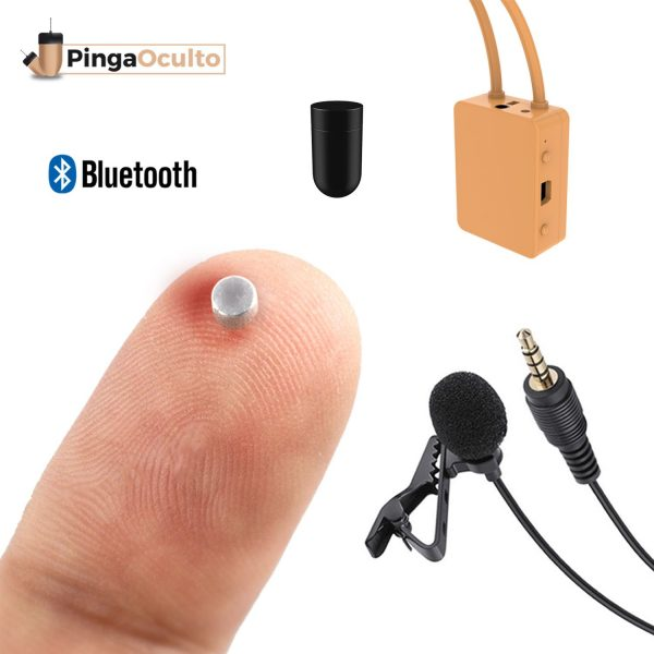 Pinganillo Nano V5 Pinganillo Vip Pro UltraMini PingaOculto