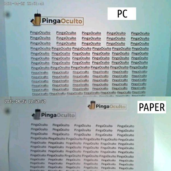 Cámara Espía Wifi Botón Pinganillo Exámenes PingaOculto 3