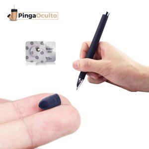 Bolígrafo Espía Exámenes Pinganillo Vip Pro UltraMini PingaOculto