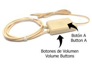 Boton A y Volumen Nano V3