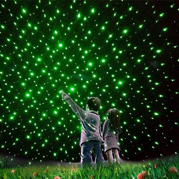Puntero Laser Verde para Niños Juguete