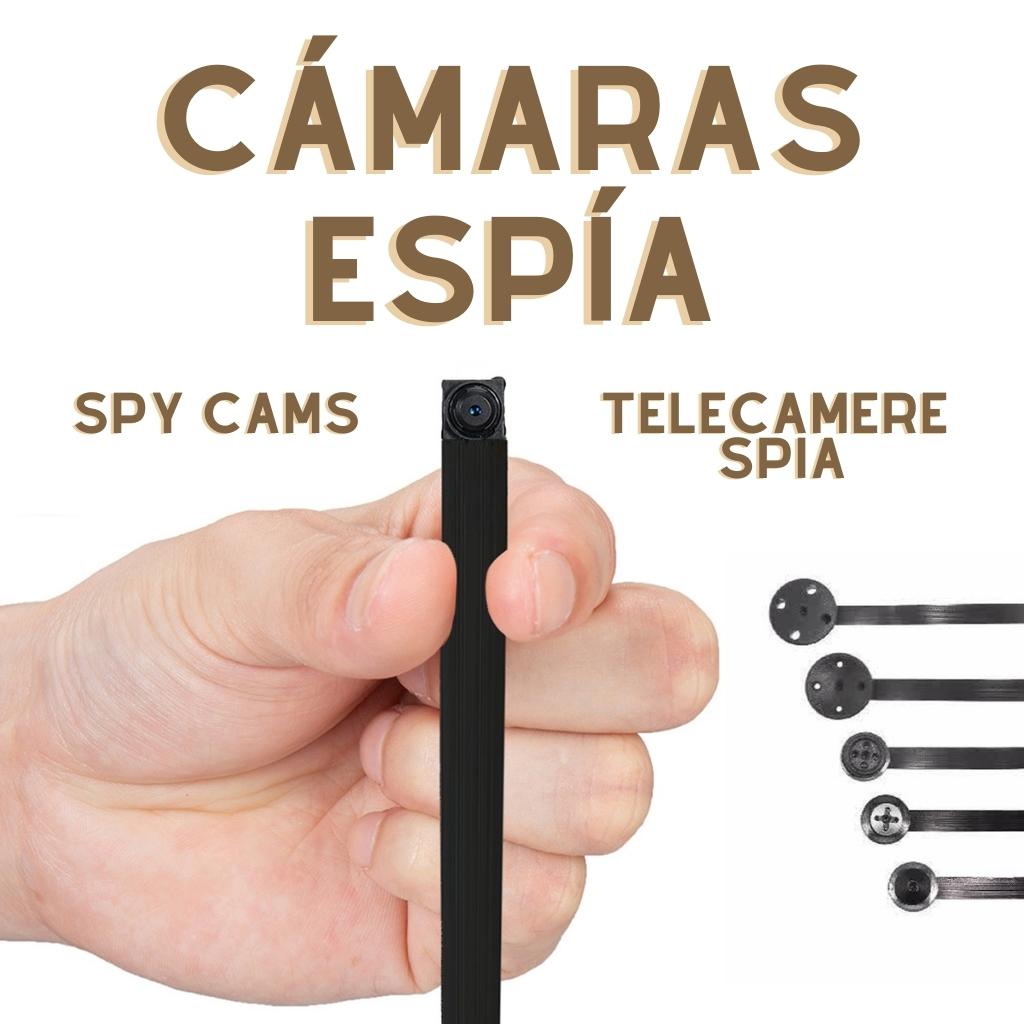 Cámaras Espía